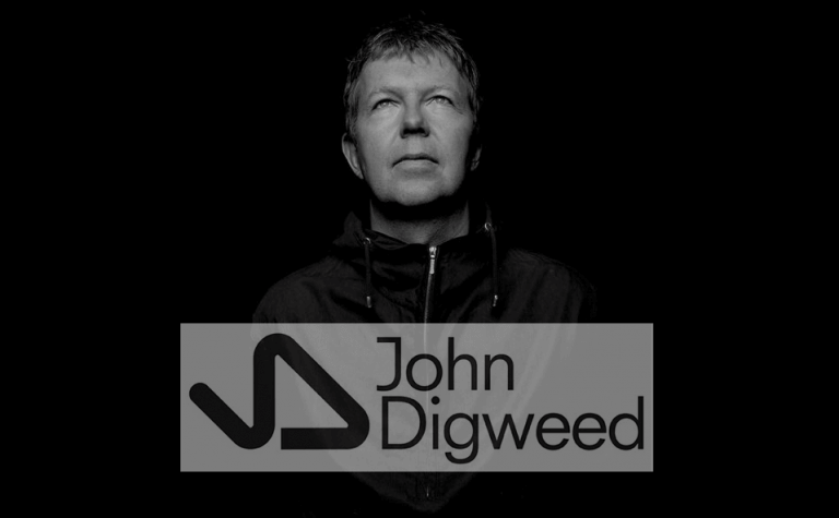 John Digweed profil pic black and white