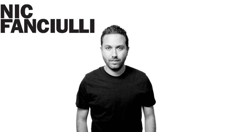 Nik Fanciulli Black and white pic