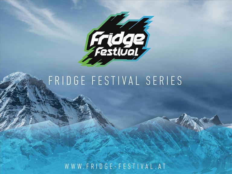 Festival Poster Fridge Festival