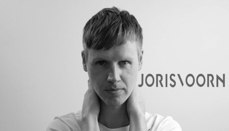 Joris voorn Profil boc black and white