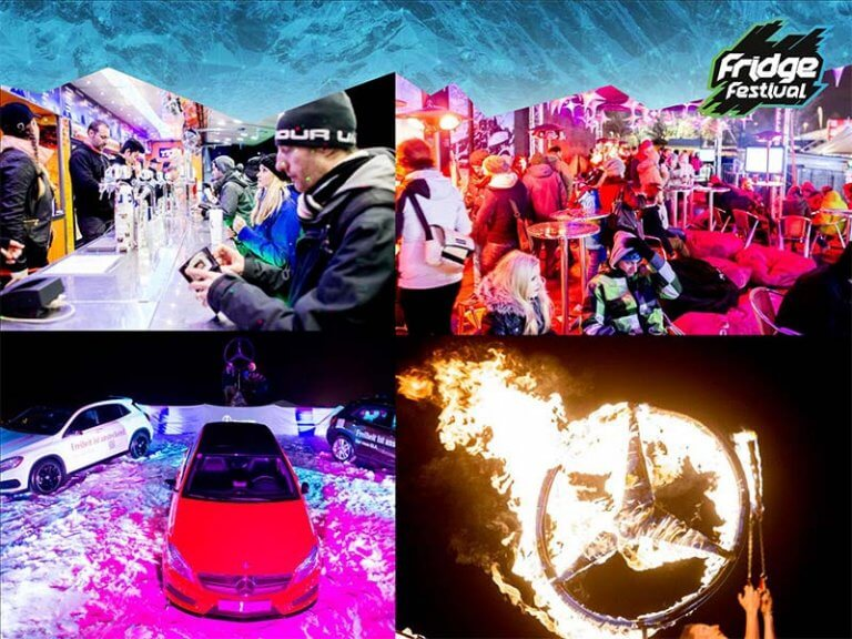 Collage Fridge Festival