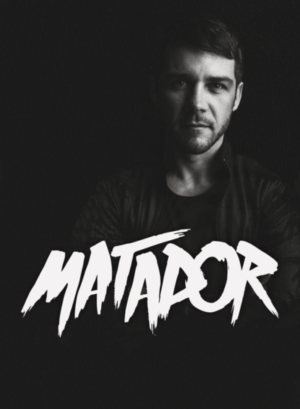Matador Profil Bild schwarz Weiß