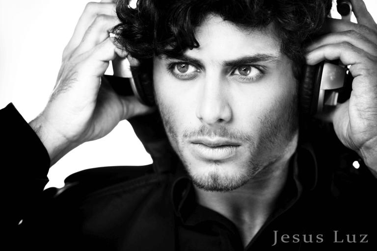 Jesus Luz Foto schwarz/ Weiß