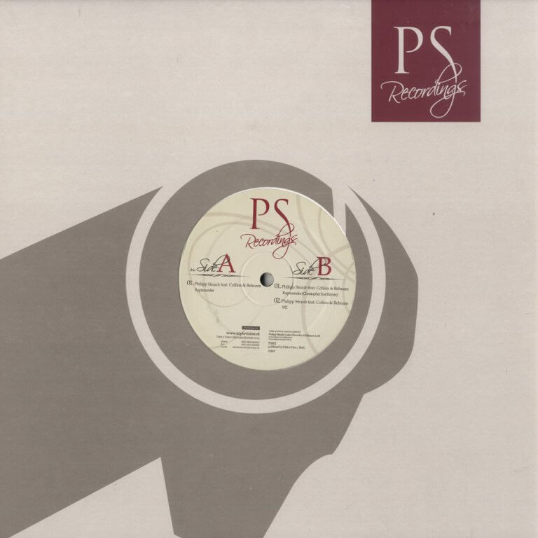 Ps Recording Music Label Cd