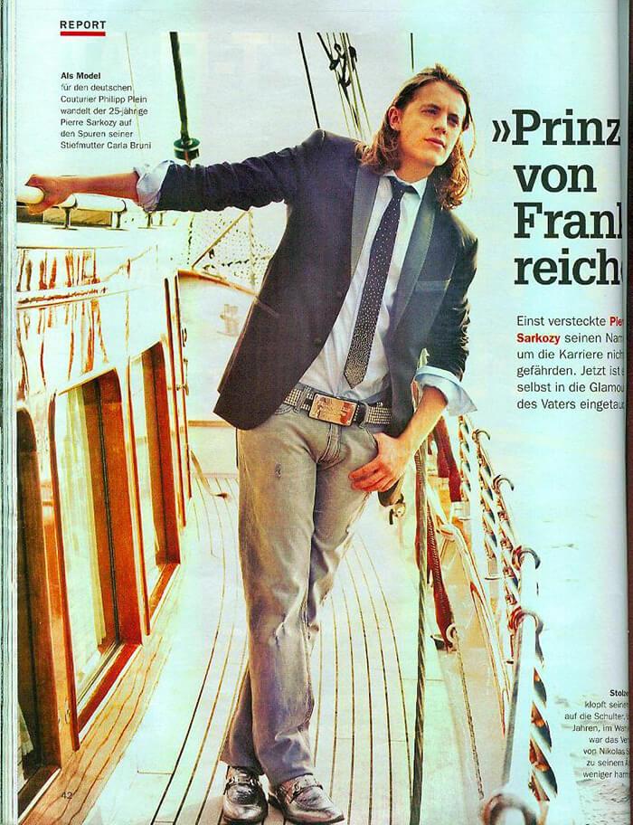 Pierre Sarkozy aka dj Mosey report